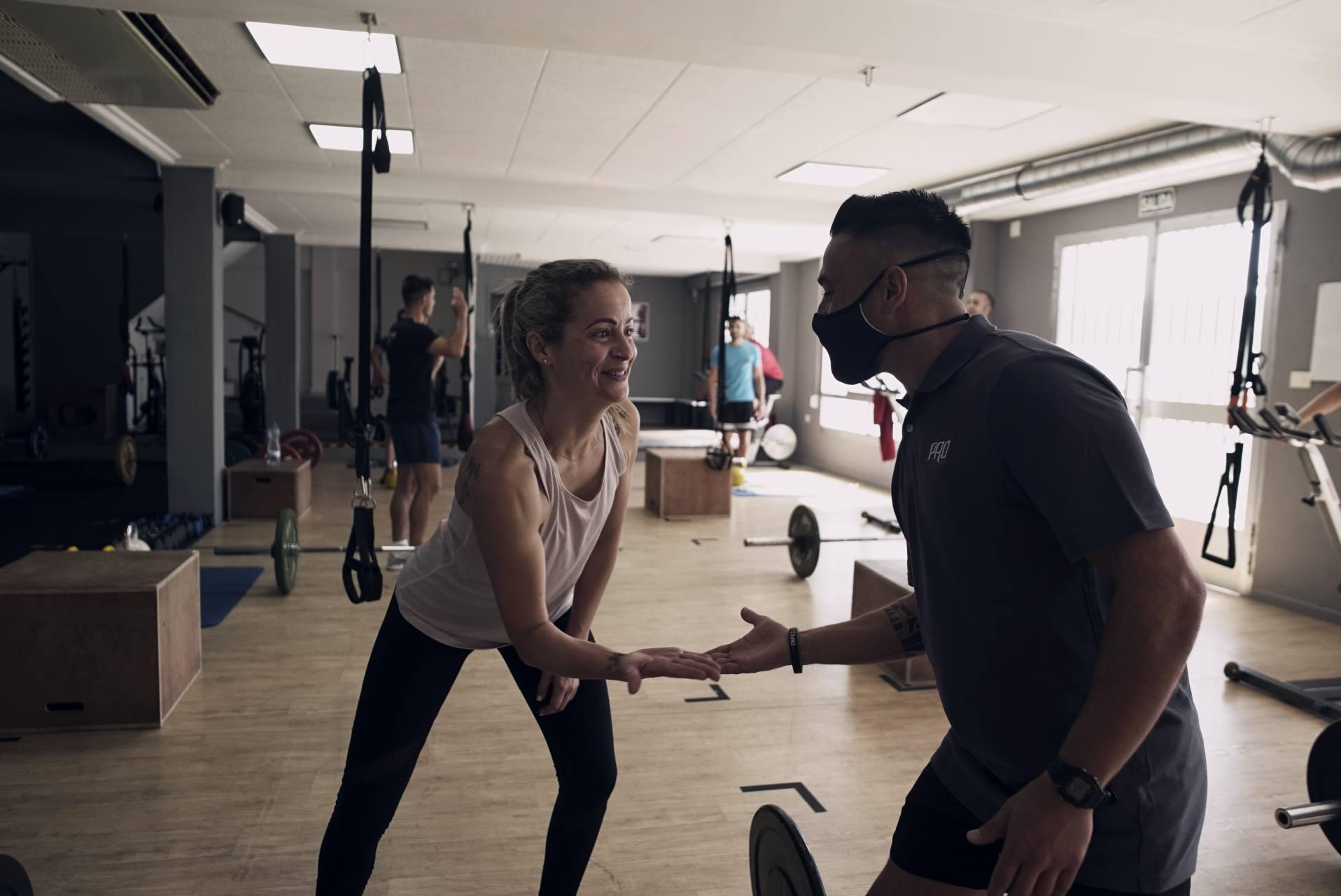 actividades QPRO Gym