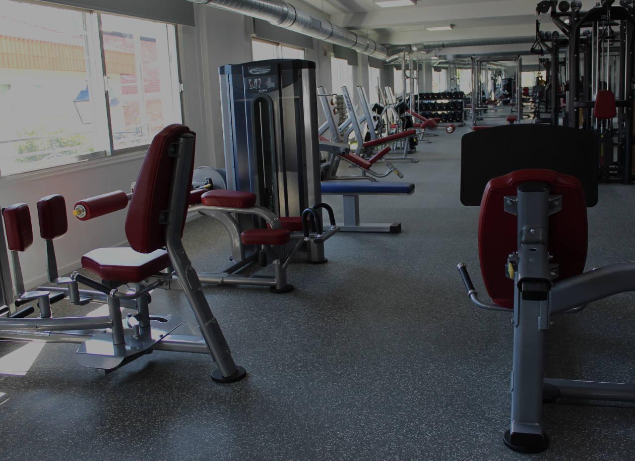 Gimnasio QPRO gym