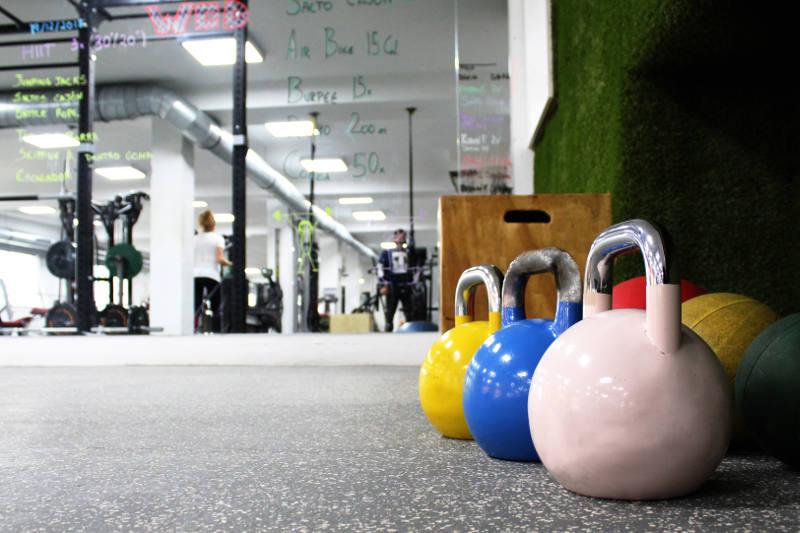 Pesas QPRO gym