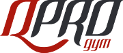 logotipo QPRO gym