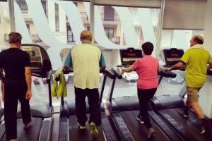 salud física mayores