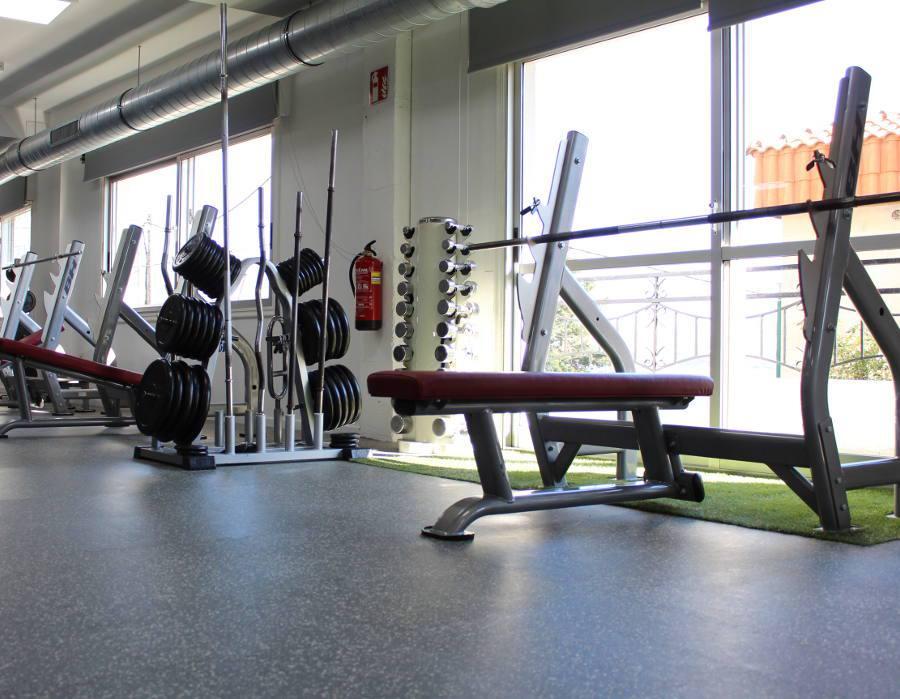 Banco de pesas QPRO gym