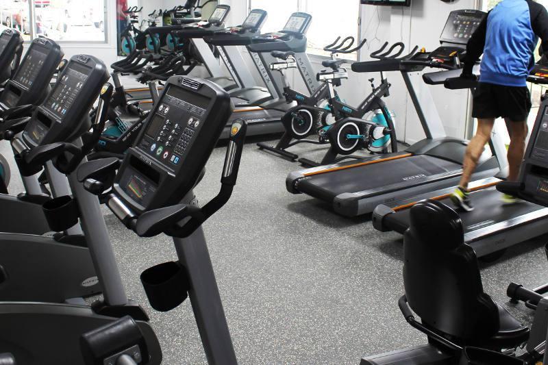 Cintas Fitness en QPRO Gym