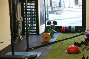 Interior QPRO Personal Training