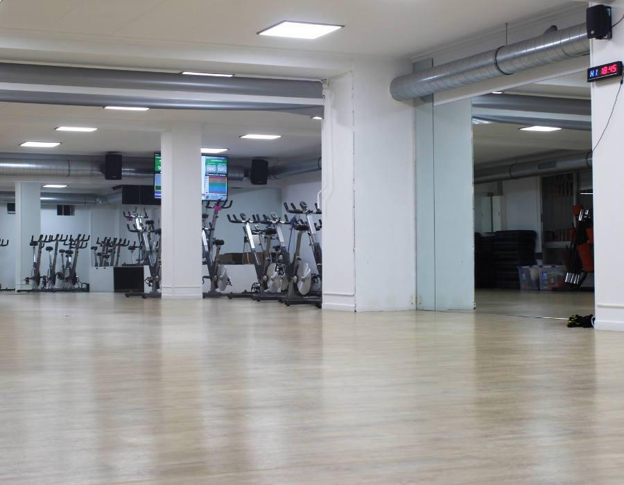 Sala QPRO Gym